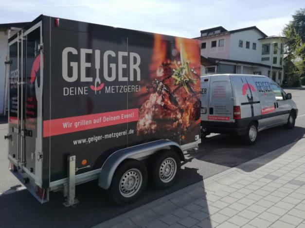 Fahrzeugbeschriftung_Metzgerei_Geiger