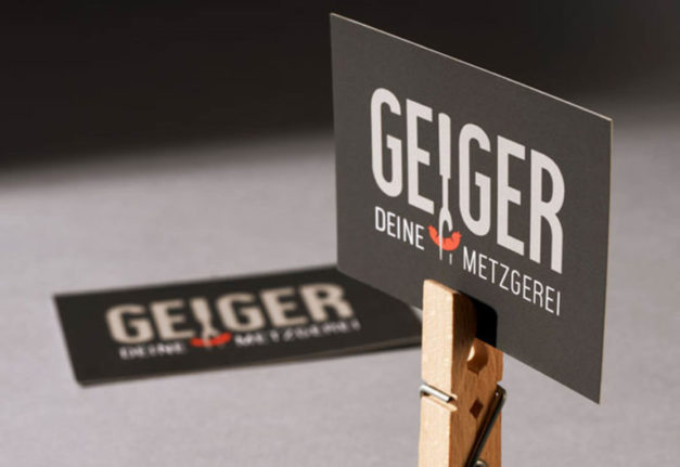 Logo_Design_Metzgerei_Geiger