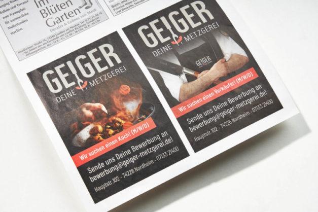 Anzeigen_Geiger