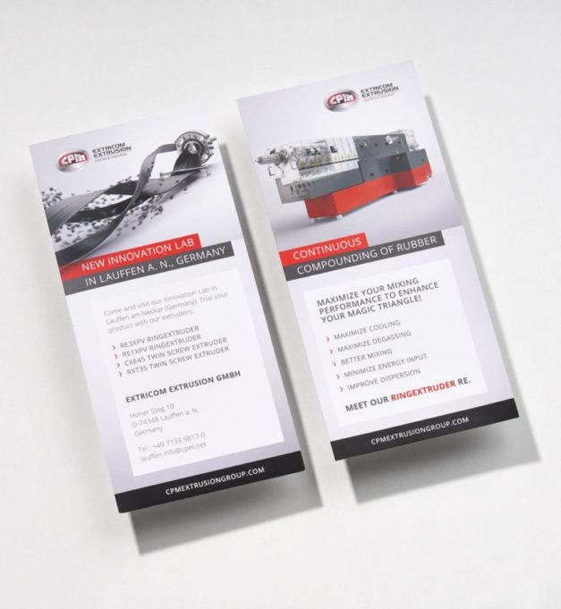 Extricom_Printprodukte_Flyer