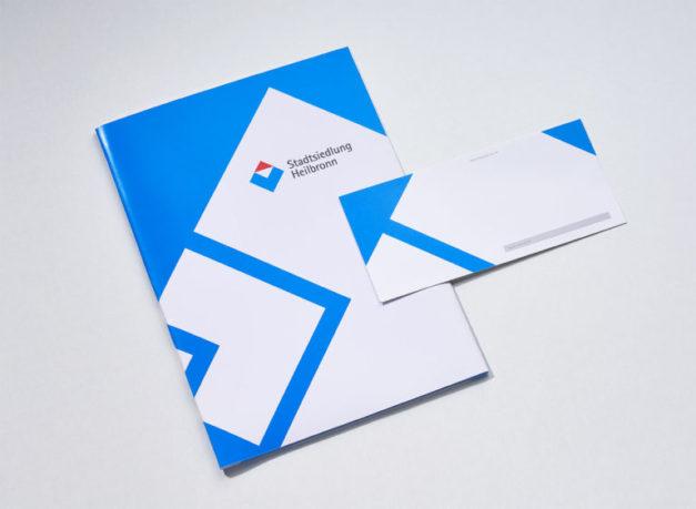 Stadtsiedlung_Heilbronn_Geschäftsausstattung_Briefumschlag