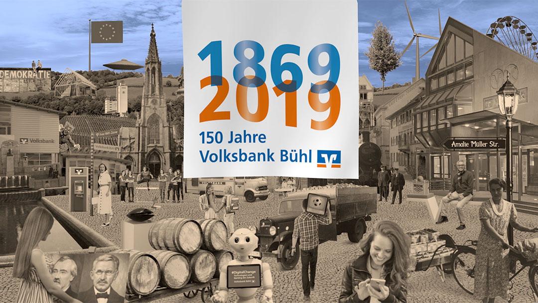 150 Jahre VolksbankBühl